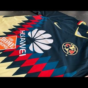 Nike Other - Nike Aguilar De America Soccer Jersey